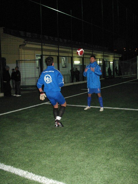 Olympic Salerno - La Bombonera 1-2