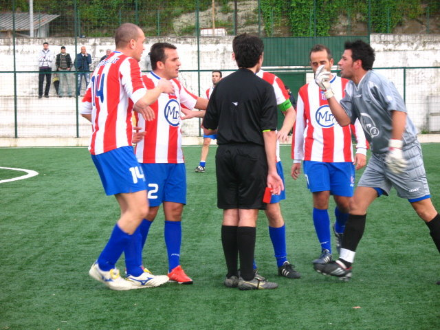 Olympic Salerno - Atletico Torrione 0-4