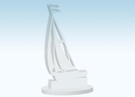 Coppa vela linea