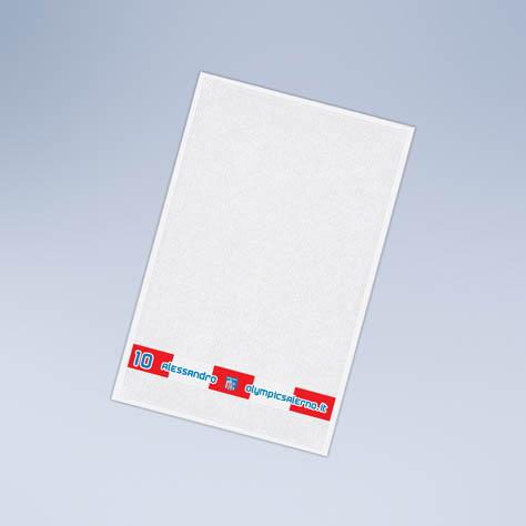 Asciugamani piccola f.to 40x60cm