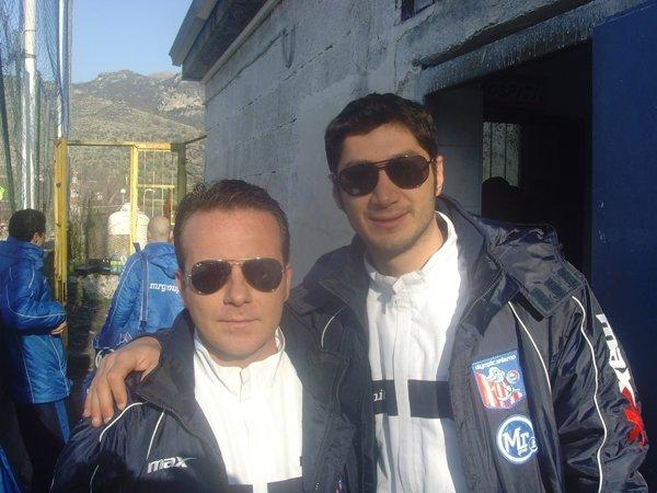 Olympic Salerno - Prepezzanese 2 - 1