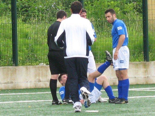 La Mennola - Olympic Salerno 1-3