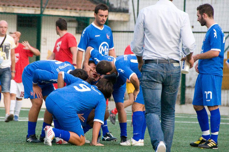 Prima amichevole stagione 2010/2011
