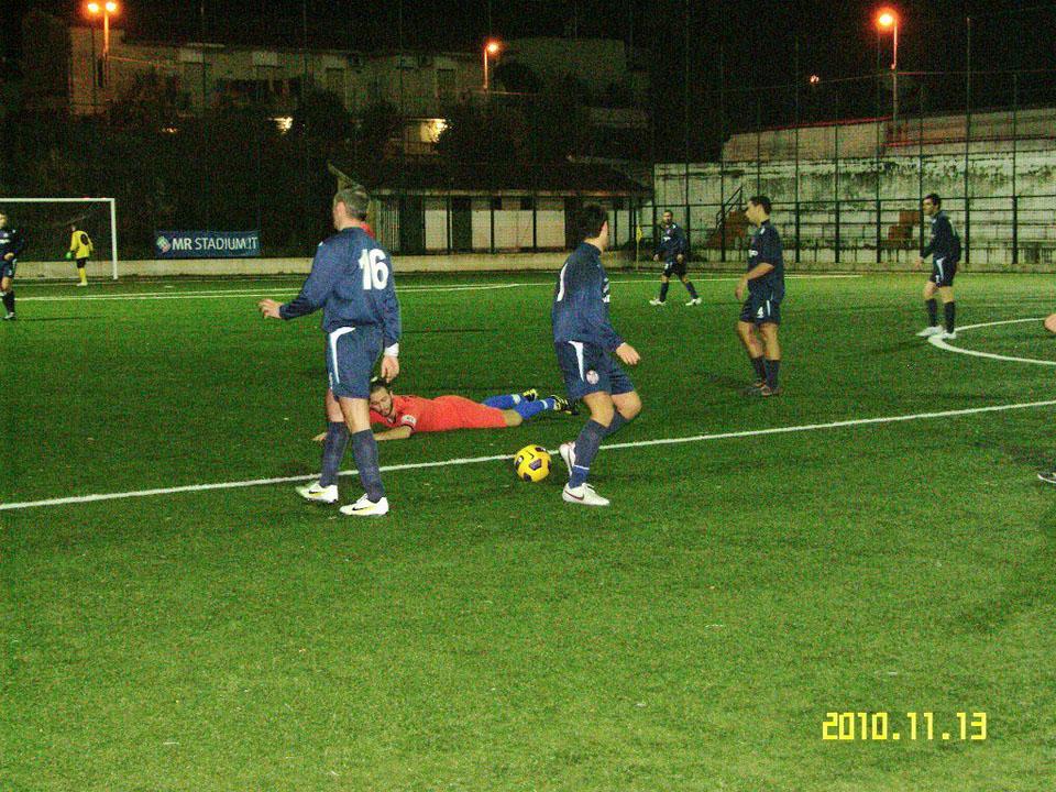 Olympic Salerno vs Cetara Soccer 1-1