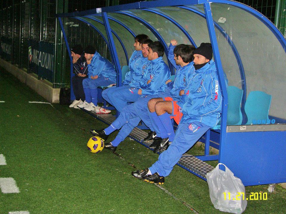 Olympic Salerno vs Club Manlio Di Masi 0-2