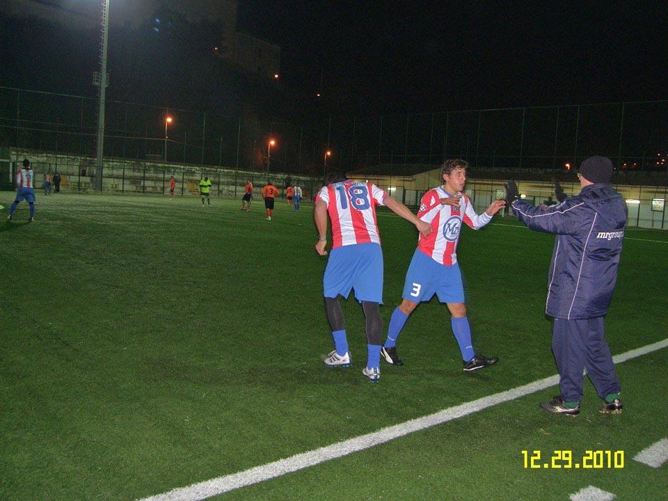 Paolo Masullo F.C. vs Olympic Salerno 6-2