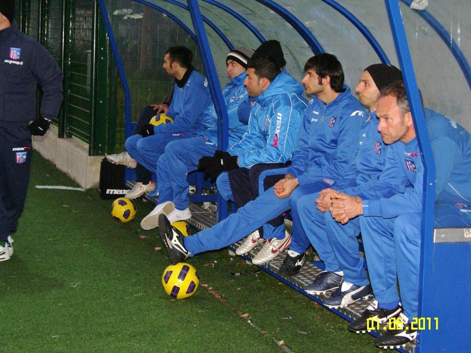Olympic Salerno vs Amalfi 3-2