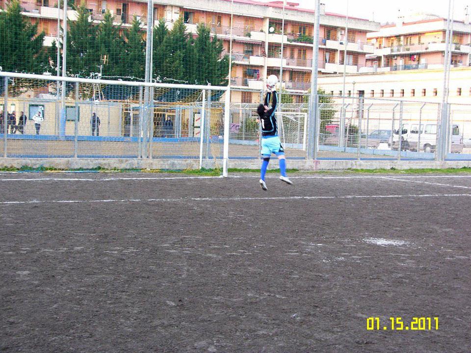 Virtus Vecchia Salerno vs Olympic Salerno 2-2