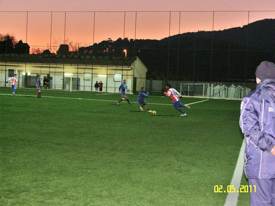 Olympic Salerno vs Nuova Salerno 0-1