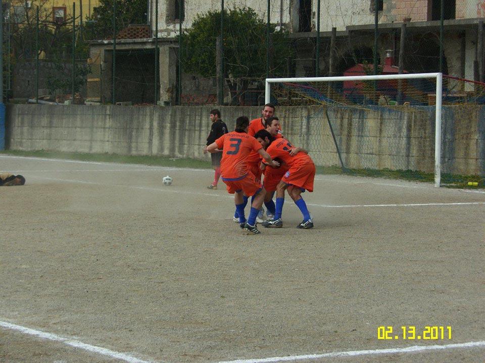 Prepezzanese vs Olympic Salerno 2-3