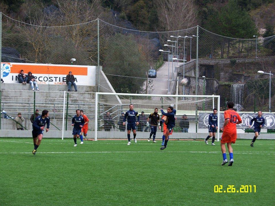 Cetara Soccer vs Olympic Salerno 2-0