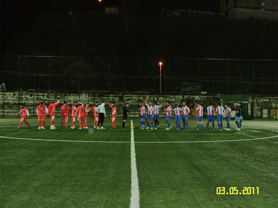 Olympic Salerno vs ASD Atletico Torrione 3-2