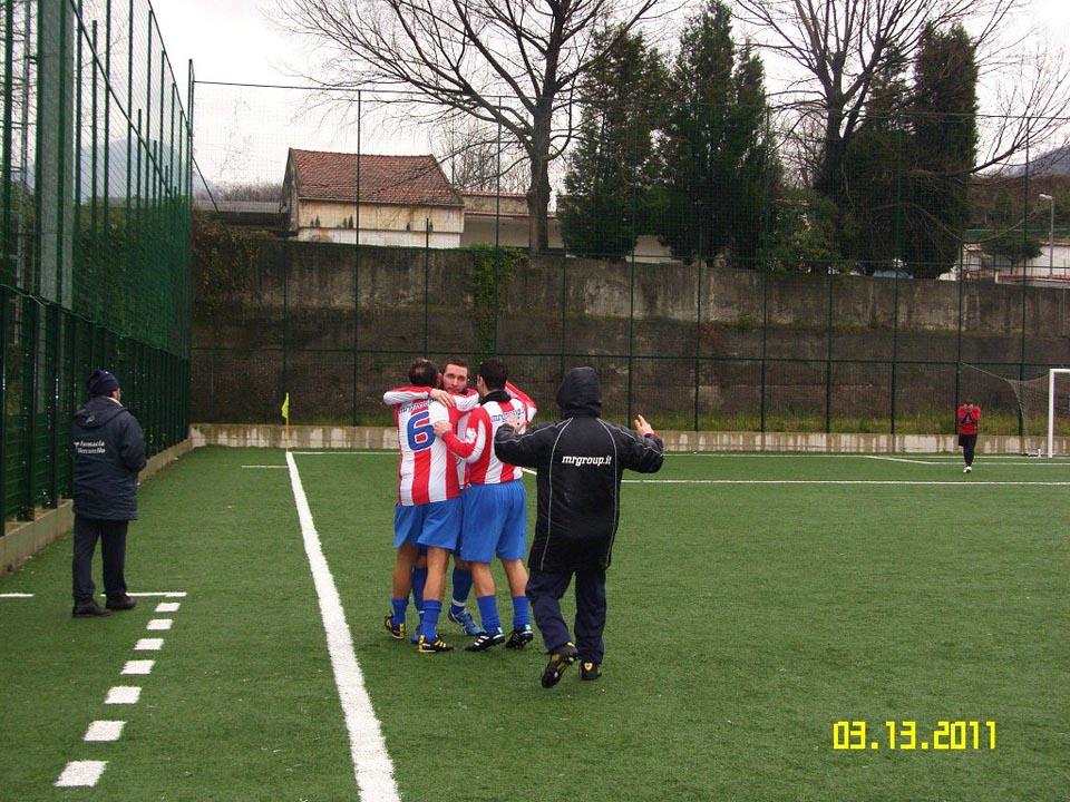 Club Manlio Di Masi vs Olympic Salerno 0-6