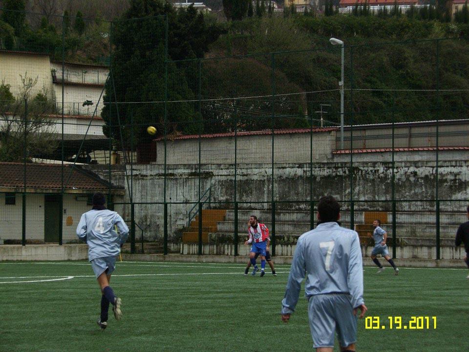 Olympic Salerno vs Fi.Pe 4-2