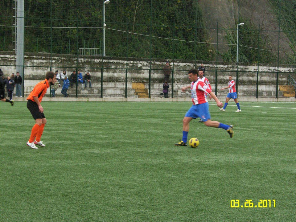 Paolo Masullo vs Olympic Salerno 3-2