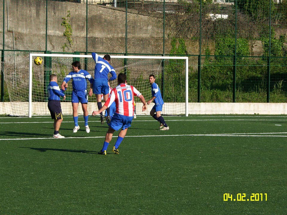 Olympic Salerno vs Pontecagnano ASD 5-3