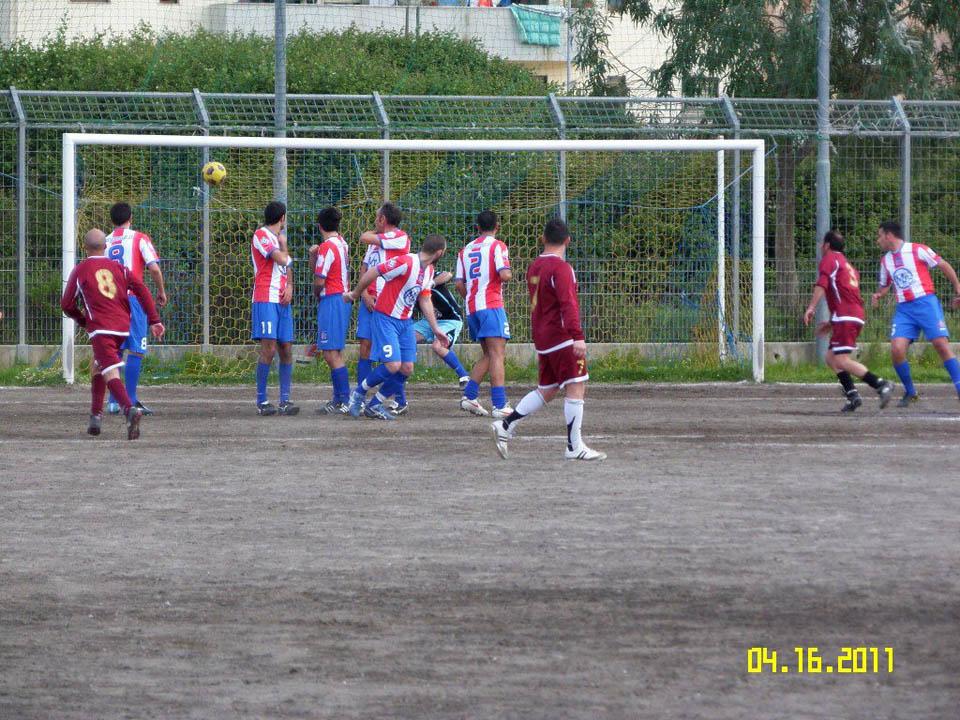 Olympic Salerno vs Virtus Vecchia Salerno 5-3