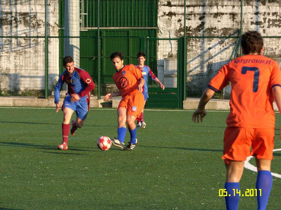 Nuova Salerno vs Olympic Salerno 3-4