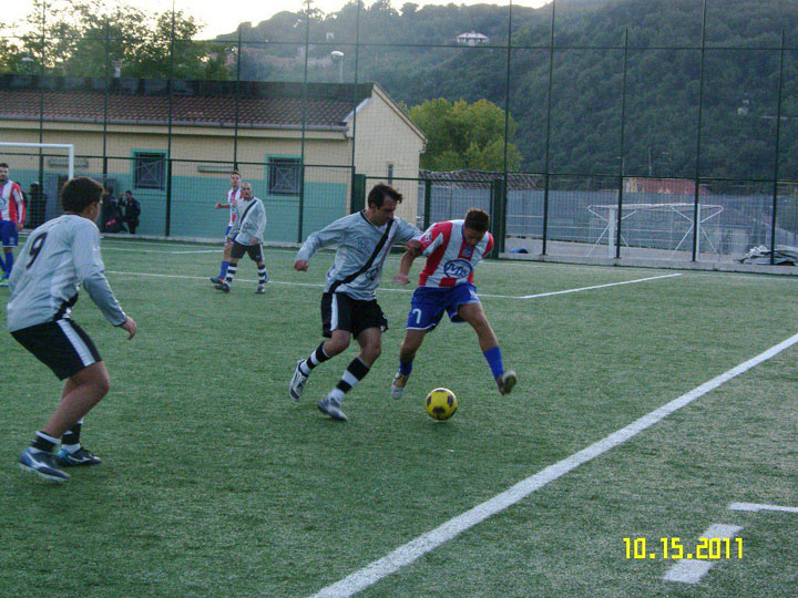 Olympic Salerno - Rufoli 1-1