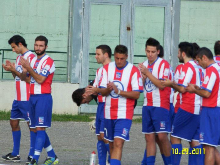 Lustra - Olympic Salerno 2-3
