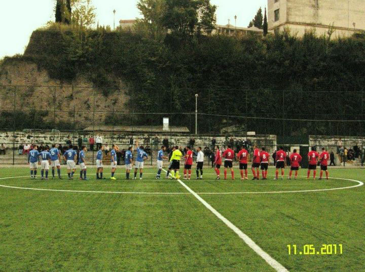 Olympic Salerno - Miranda Calcio 1-3