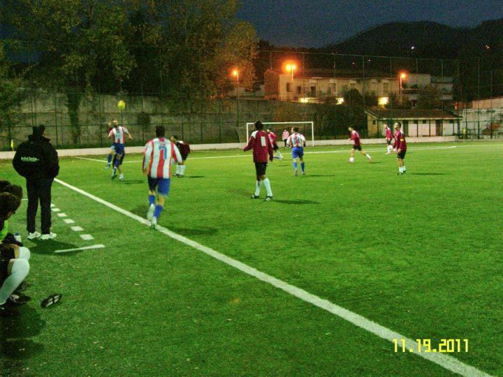 Olympic Salerno - Centro Storico 0-1
