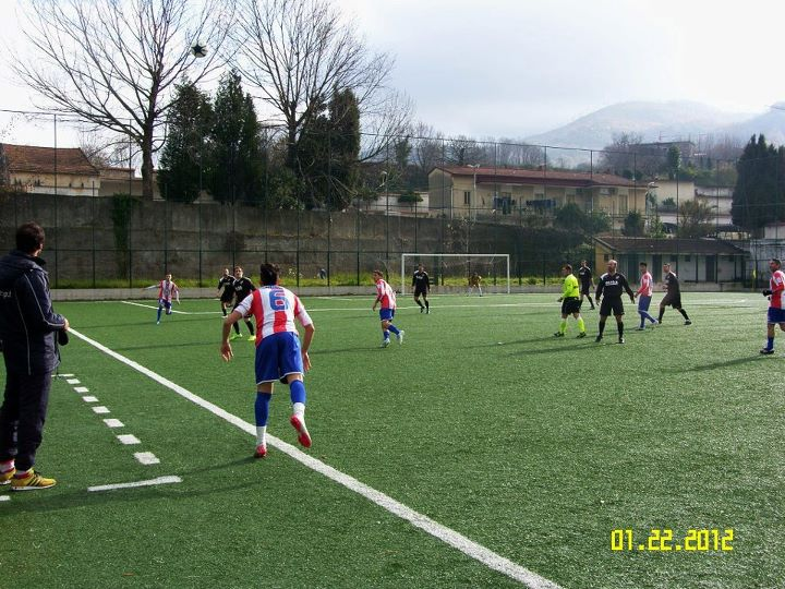 Atletico Torrione - Olympic Salerno 2-3