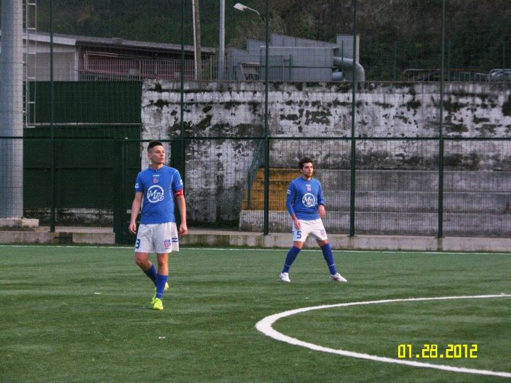 Olympic Salerno - Don Bosco Isidoriana 3-1