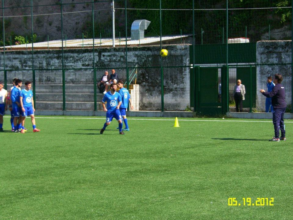 Olympic Salerno - Atletico Torrione 2-0
