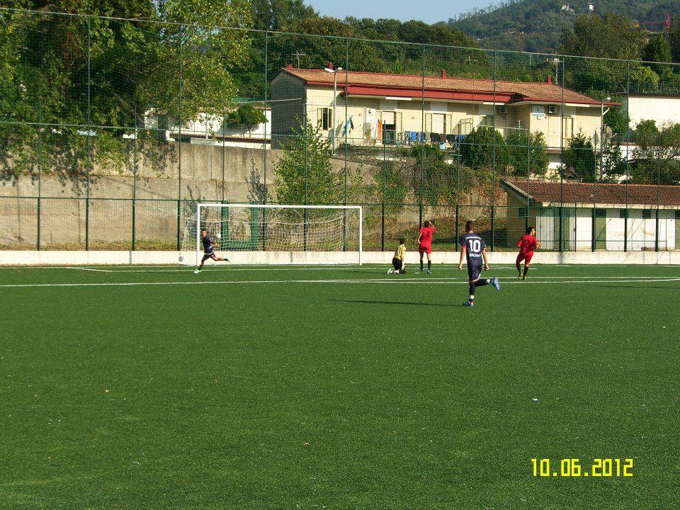 Olympic Salerno - Alfaterna 7-3