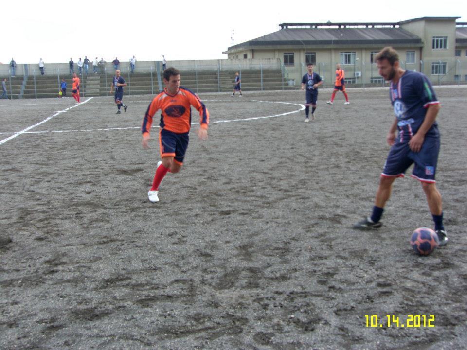 Atletico Pugliano - Olympic Salerno 0-1