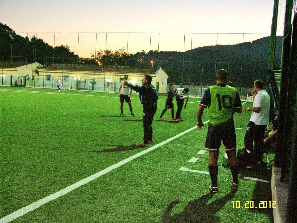 Olympic Salerno - Cesare Alfano Campigliano 2-1