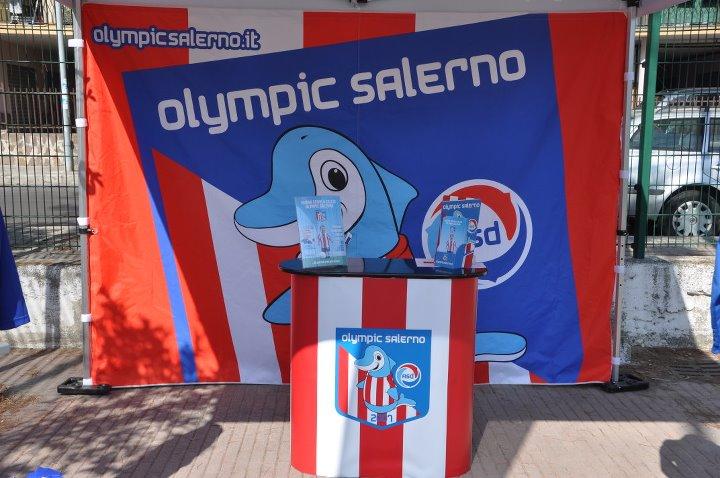 Inaugurazione Scuola Calcio Olympic Salerno