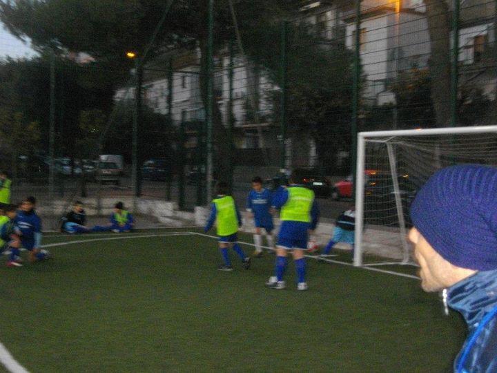 Partita Amichevole Pulcini 01/02/03 OlympicSalerno - SC Gallozzi