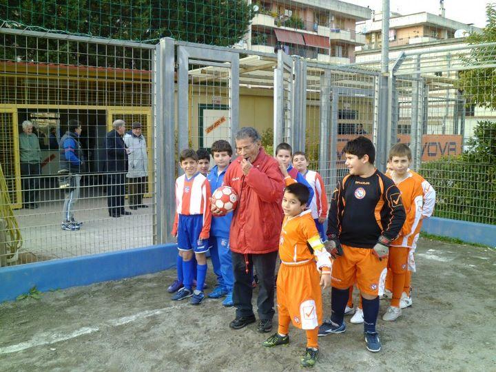 Pulcini 2001/02 : Pol. Locubia - Olympic Salerno
