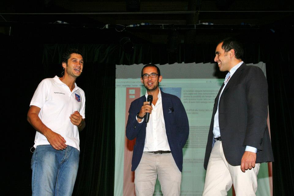 Presentazione ufficiale della Scuola Calcio Olympic Salerno
