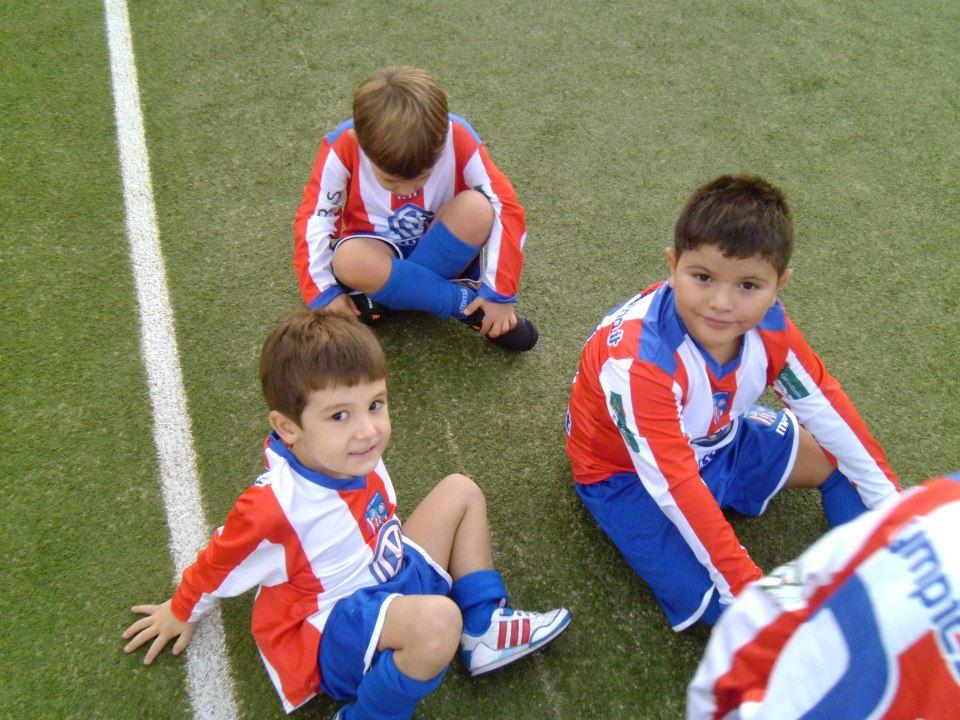 Amichevole Primi Calci 2006/07 Olympic Salerno - SC Millenium