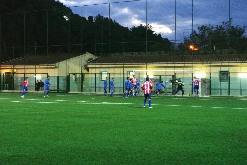 Olympic Salerno - Evoli 3-3