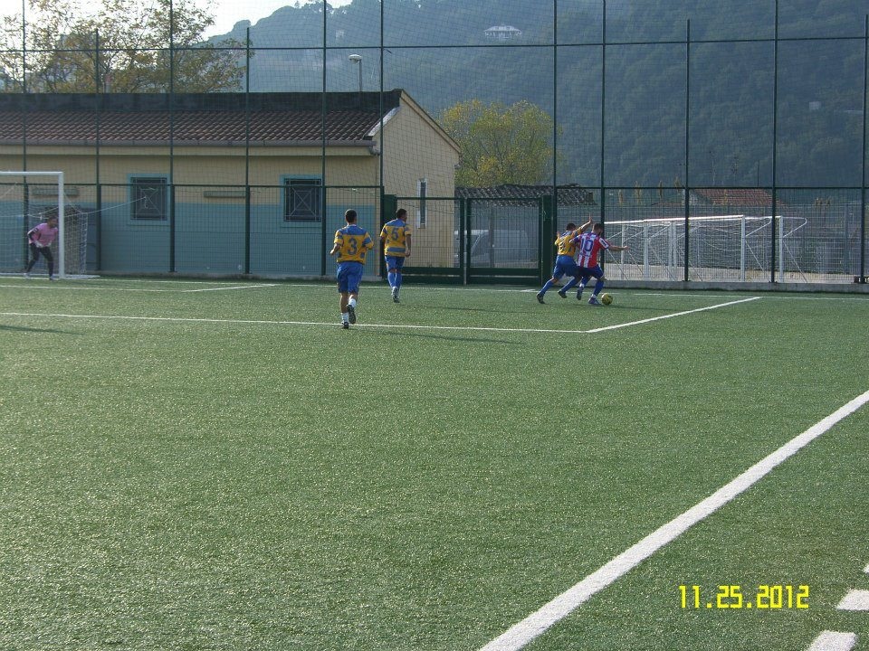 Olympic Salerno - Atletico Calcio Angri 10-1