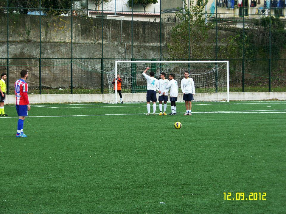 Olympic Salerno - Pro Colliano 1-0