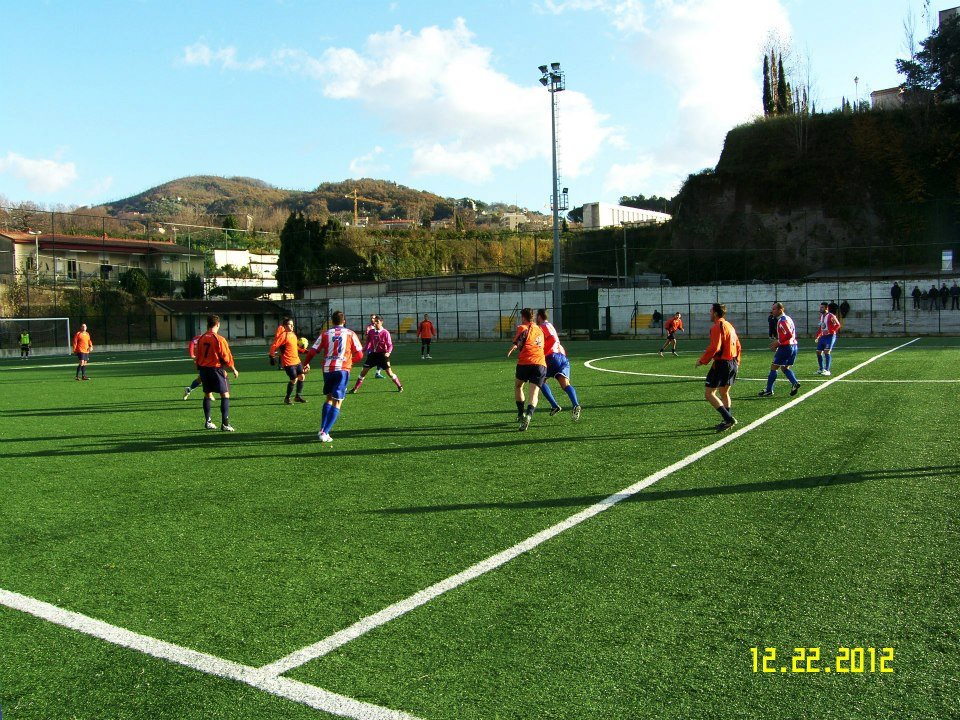 Olympic Salerno - Real Taverna 4-2