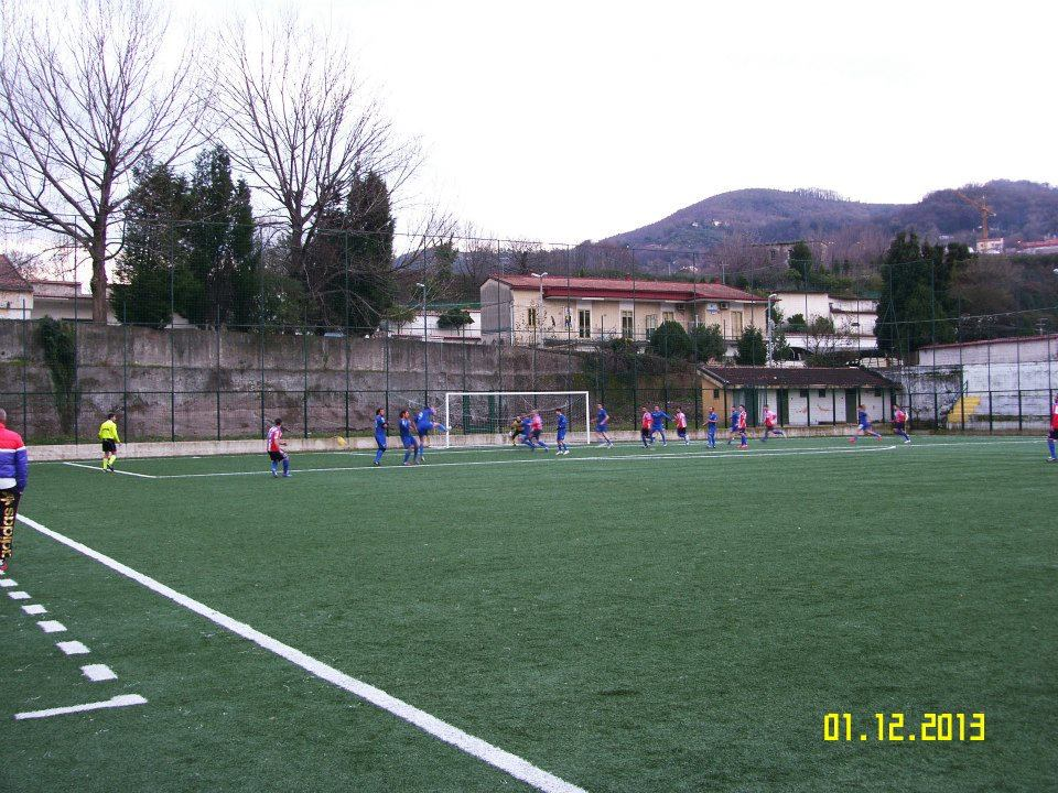 Olympic Salerno - Ebolitana 1925 2-0
