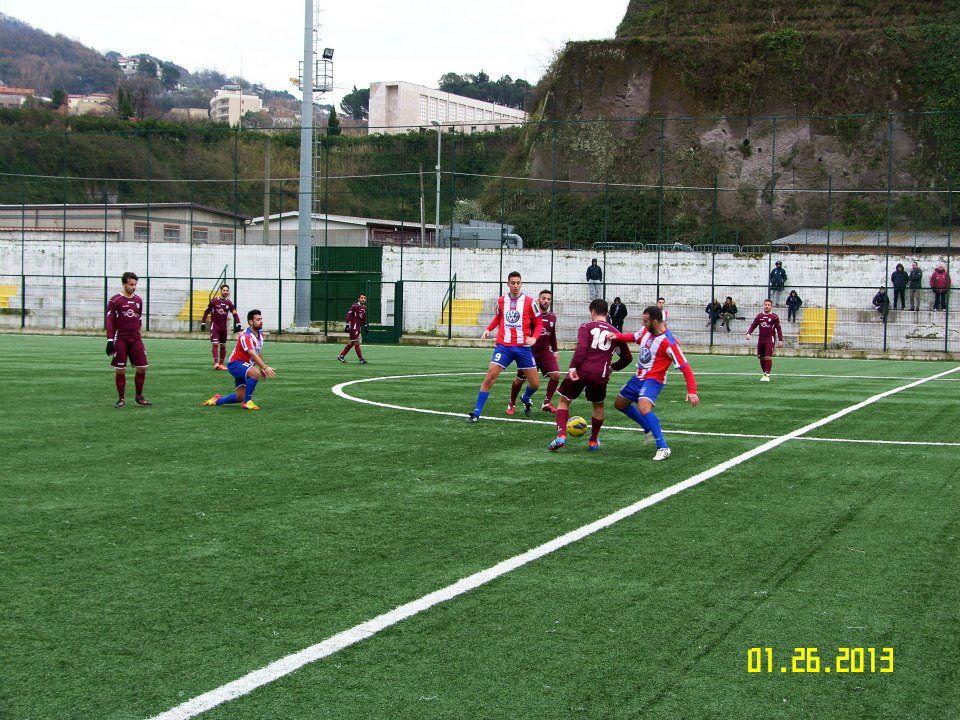 Olympic Salerno - Atletico per Niente 1-0